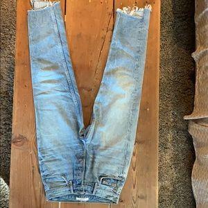 GRLFRND Helena jeans Size 24